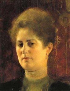 Portrait Of A Woman c. 1894