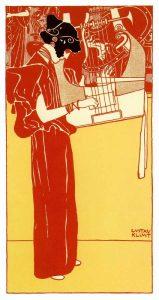 Vignette Of Music 1901