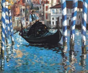 Grand Canal Blue Venice