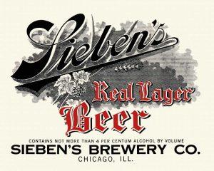 Siebens Real Lager Beer