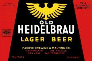 Old Heidelbrau Lager Beer