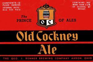 Old Cockney Ale