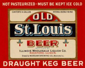 Old St. Louis Beer