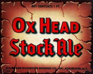 Ox Head Stock Ale