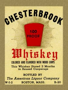 Chesterbrook Whiskey