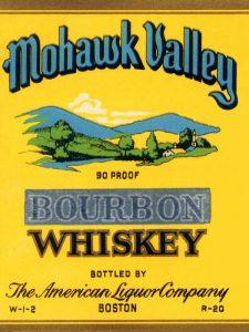 Mohawk Valley Bourbon Whiskey