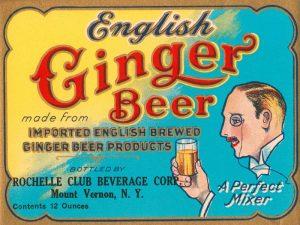 English Ginger Beer