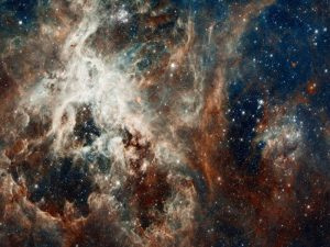 Tarantula Nebula – Compressed Version