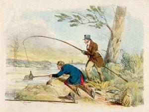 Fishing, 1817