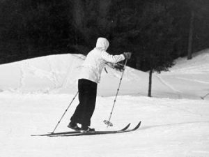 Winter Sports – Hanover, New Hampshire, 1936