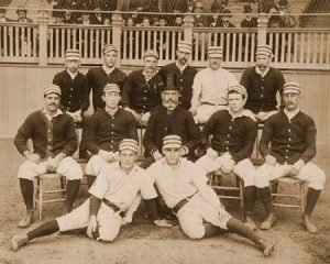 Philadelphia Baseball Club, 1887