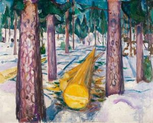 The Yellow Log, 1912