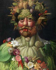 Vertumnus, 1591