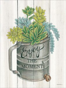 Enjoy the Moment Succulents
