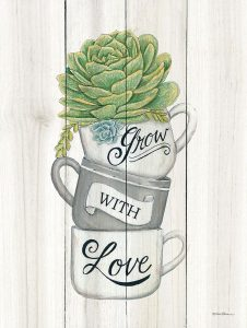 Grow with Love Succulents