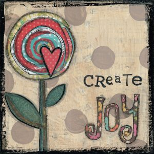 Create Joy Flower