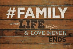 FAMILY – Where Life Begins