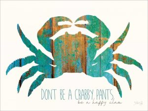 Dont be a Crabby Pants
