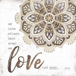 Love God Most