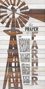 The Prayer of a Farmer