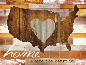 Home – Where the Heart Is