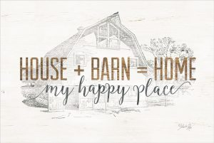 House + Barn = Home