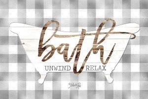 Bath – Unwind and Relax