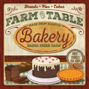 Farm to Table Bakery