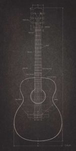 Acoustic Guitar Blueprint