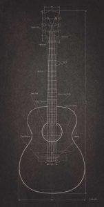 Acoustic Guitar Blueprint