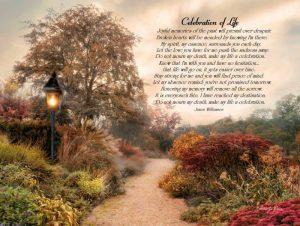 Celebration of Life