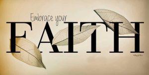 Embrace Your Faith