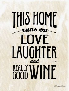 Home with Wine