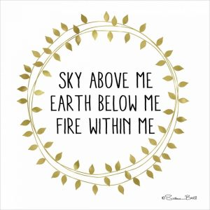 Sky Above Me