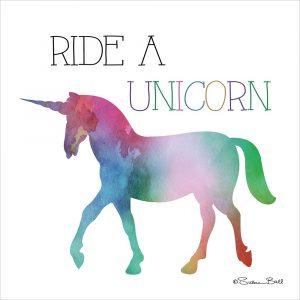 Ride a Unicorn