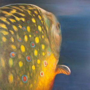 Golden Trout Fish