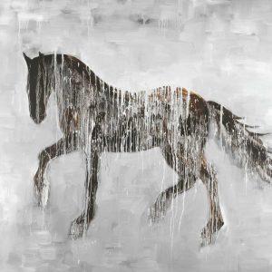Horse Brown Silhouette