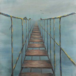 Old and Dangerous Bridge