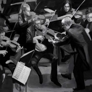 Symphony Orchestra in Music