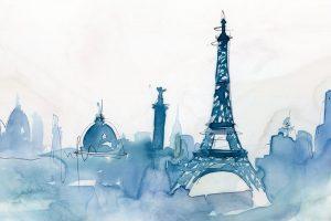 Ocean Blue Paris