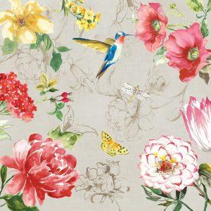 Hummingbird Botanical I