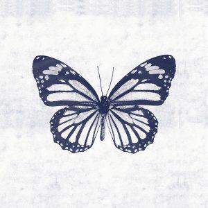 Blue Butterfly III