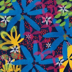 Crowded Flowers II