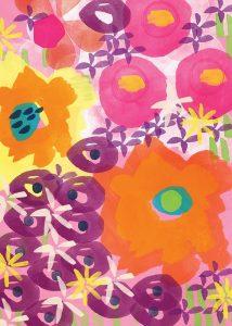Crowded Flowers III
