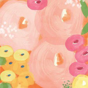 Crowded Flowers VII