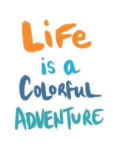 Colorful Adventure