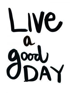 Good Day – Black