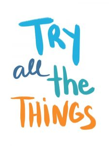 Try the Things