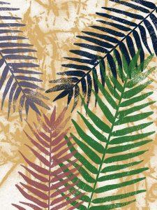 Tropical Leaves III