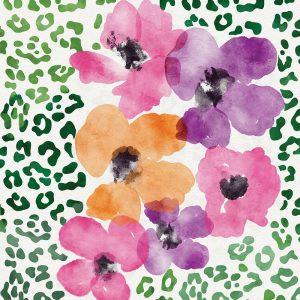Flowers on Spots II